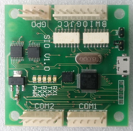 SAS Emulator Board